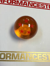 Dragon ball Z shift knob 5 star 54mm 10X1.25 thread
