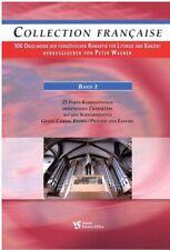 Kirchenorgel Noten : Collection Francaise 1 - 25 Forte-Kompositionen - mittel