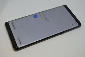 Samsung Galaxy Note 8 SM-N950U 64GB Black (Unlocked) GSM CDMA #L640