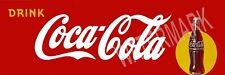 Coca Cola Soda Ad advertising High Quality Metal Fridge Magnet 2 x 6 9789