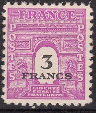 FRANCE TIMBRE NEUF N° 711 *  ARC DE TRIOMPHE