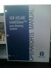 OM New Holland Intellisteer Auto Steering System Issue 3/04 (1B)