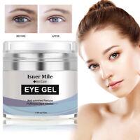 Repair Eye Gel Eye Moisturizer Cream Serum For Dark Circles,Puffiness,Wrinkles