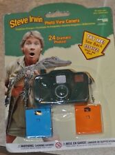 NEW Steve Irwin Eco Expedition Australian Zoo Photo View Camera New In Package