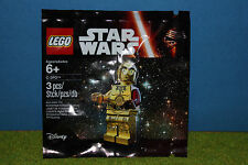 Lego Star Wars - 5002948 C-3PO Polybag Promo Neu ungeöffnet MISB