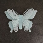 3D Luminous Butterfly Plastic Wall Sticker Noctilucent Ceiling Decal Home Decor