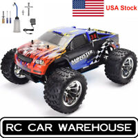 HSP RC Car 1:10 Nitro Power 4wd Two Speed Off Road RTR Monster Truck Hobby 94108