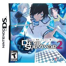 Shin Megami Tensei Devil Survivor 2 Game DS (#)