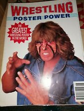 Wrestling Poster Power No. 6 The Ultimate Warrior