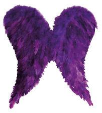 Rubies 613654 - Alas de ángel Púrpura 65x60 cm Accesorios Para Disfraz Ángel,Ala