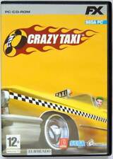 Juego PC Crazy Taxi - Sega FX Interactive. Incluye manual