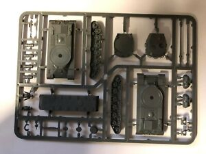 15MM RUSSIAN ISII SPRUE - PLASTIC SOLDIER COMPANY - WWII