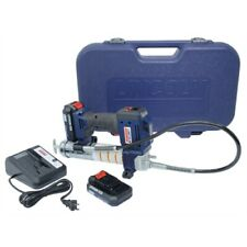 Lincoln Professional 20-Volt Lithium Ion PowerLuber Kit (Dual Battery)1884