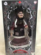 "D23 Expo 2017 Disney Evil Queen Old Hag 17""  Doll LE 723 [D23S3]"