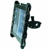 Tough Clamp Boat Helm Tablet Holder for Apple iPad 4 3 2 1 & iPad MINI