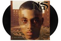 Nas - IT WAS WRITTEN (New Vinyl 2XLP Sealed!)