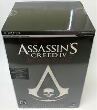 Case of 2 Assassin's Creed IV Black Flag Limited Edition Playstation 3 PS3