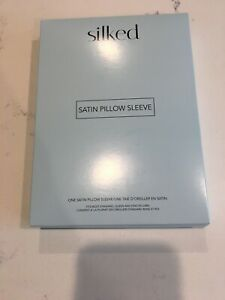 Silked Satin Pillow Sleeve Brand New In Box