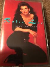 Heart on a Chain by Robin Lee (Cassette, Jun-1991, Atlantic (Label))