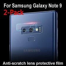 2x For Samsung Galaxy Note 9 Back Camera Lens Tempered Glass Screen Protector
