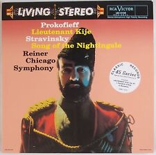 PROKOFIEFF: Lietenant Kiji REINER RCA Living Stereo  LSC-2150 Classic Records LP