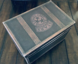 Capcom Biohazard Resident Evil 3 Collector's Edition Crate (EMPTY BOX ONLY)