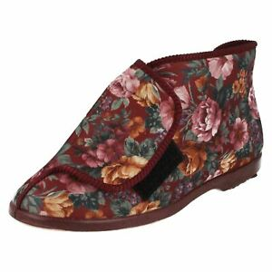 Ladies Lady Love Casual Bootie Slippers Edith