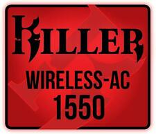 WLAN ADAPTER KARTE KILLER AC 1550 + BLUETOOTH 5.0 ; M.2 2230 Wi-Fi PCIe