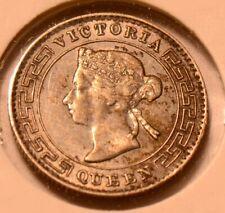 C0024 Ceylon 1892  10 Cents   combine shipping