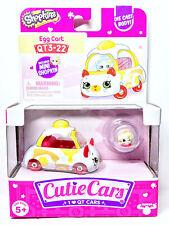 Shopkins Cutie Cars QT3-22 Egg Cart Series 3 New