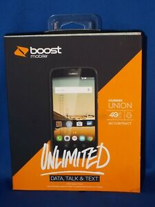 Boost Mobile Huawei Union HUAY538ABB No-contract Cell Phone - Black