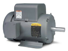 L3608T 5 HP, 3450 RPM NEW BALDOR ELECTRIC  MOTOR