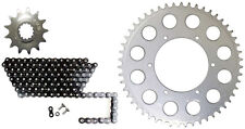 MICRO SPRINT CHAIN & SPROCKET SET,600 MINI-SPRINT,BAILEY,HYPER,PMP,YAMAHA R6