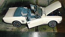 1966 Ford Mustang convertible - Danbury Mint