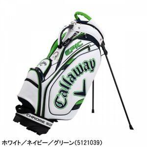 Callaway Golf Men's Stand Caddy Bag TOUR 21JM 5121038/5121039/5121040 47 Inch