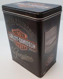 Nostalgic Art Dose Harley-Davidson Kaffeedose Vorratsdose Blechdose Müslidose