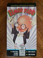 Cartoon Classics - Elmer Fudd (VHS, 1992)
