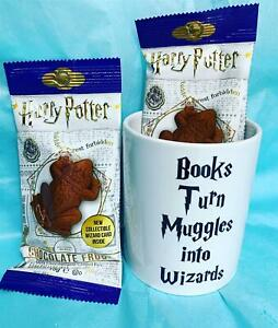 Harry Potter Mug 8 Designs 11oz Ceramic Cup Coffee Present Gift & 2 Frogs