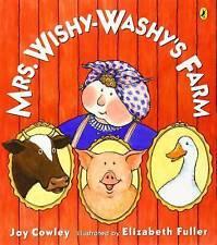 NEW Mrs. Wishy-Washy's Farm by Joy Cowley