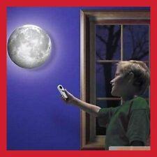 LAMPE CHEVET PLAFONNIER LUMINAIRE LUNE 12 PHASES VEILLEUSE CHAMBRE ENFANT LUSTRE