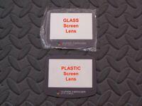 Nintendo Game Boy Advance GBA System Screen Lens Protector SFC Super Famicom