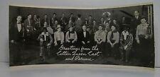 1935 COTTON QUEEN CAST PHOTO Minstrelsy PERUNA Advertising CALENDAR MINK DINK