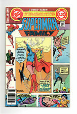Superman Family Vol 1 No 201 Jun 1980 (VFN)68 Page Dollar Comic,All New Stories
