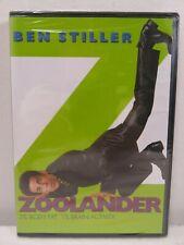 Zoolander ~ 3% Body Fat, 1% Brain Activity (DVD, 2015) Ben Stiller