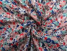 """Liberty Algodón/Seda, """"Pequeña Venecia"""", (por Metro) tela del vestido"""