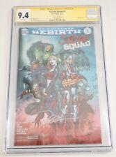 Suicide Squad #1: DC Comics Jim Lee Silver Foil Convention Variant CGC 9.4 SS