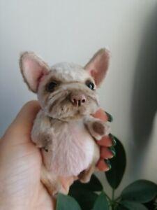 miniature teddy bulldog 3,9 inches