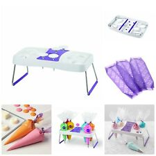Decorating Bag Holder Cake Tools Organize Icing Bags Stand Baking Supplies NEW