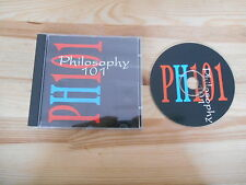 CD Rock PH101 - Philosophy 101 (5 Song) RECLUSE REC / Rick Lewis