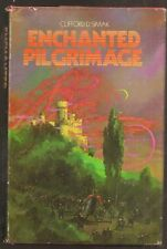 CLIFFORD D. SIMAK Enchanted Pilgrimage. Book Club edition. 1975 Hardcover in dj.